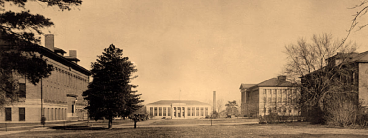 Historical Photo of East Campus