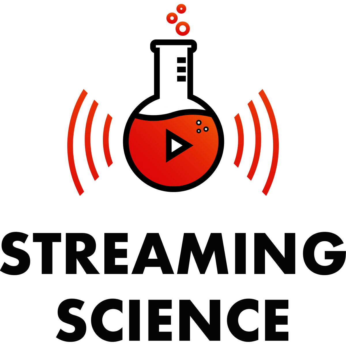 Streaming Science logo