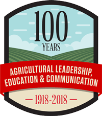 ALEC Celebrating 100 years logo