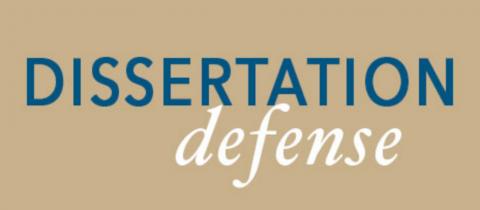 dissertation defense logo